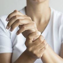 Wrist pain relief